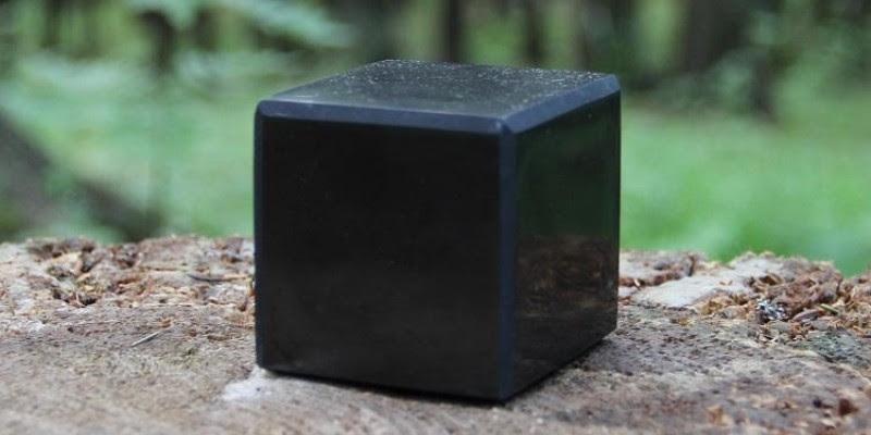 Shungite-cubo